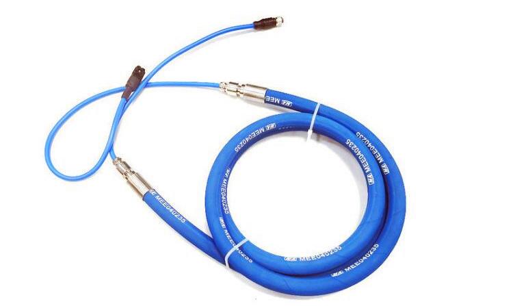 矿用通讯软电缆航空插座
