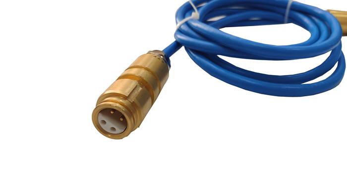 电液矿用通讯软电缆连接器