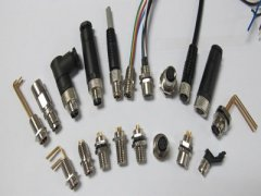 M8连接器,M8插头插座,全部自行设计自行生产