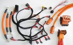 新能源汽车高压线束低压线束电连接器