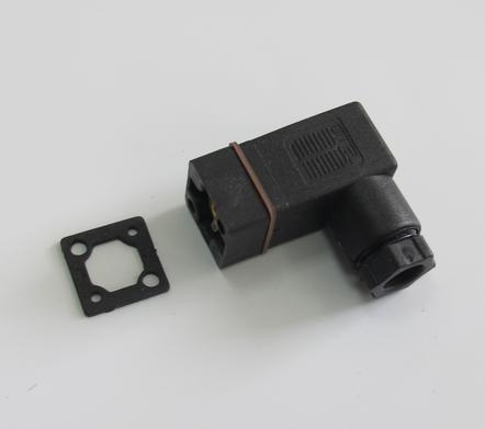 电磁阀连接器1
