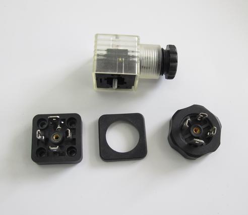 电磁阀连接器3