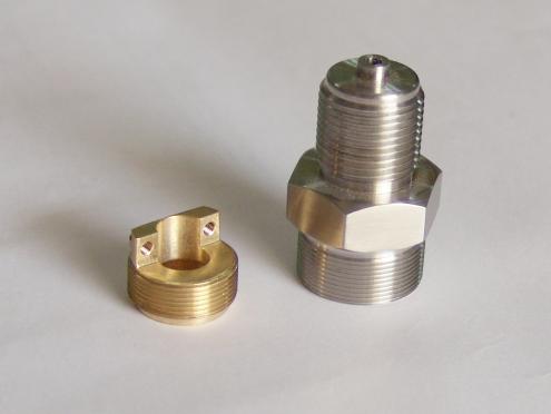 不锈钢精密零件加工8