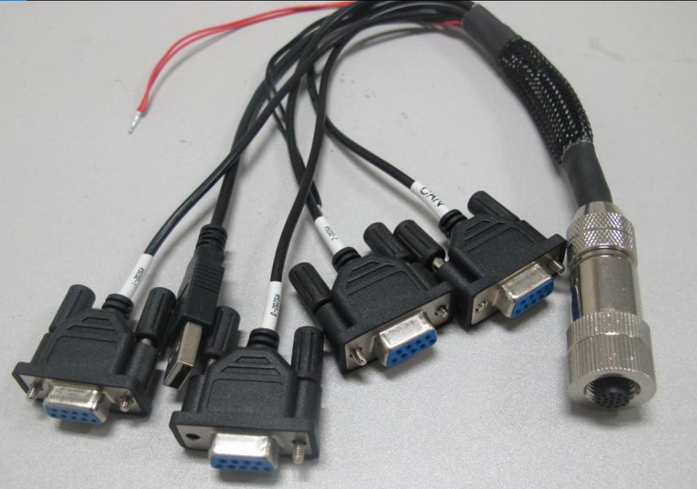 定制连接器48