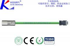 编码器电缆,符合Omron标准5
