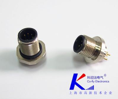 m12防水航空插头电镀的加工工艺剖析